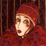 Deborah Print by Corinne Reignier
