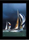 I Punkt Posters by Frank Beken