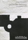 Galeria Lelong, 1990 Chillida Lámina por Eduardo Chillida