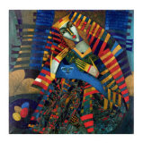 Blue Beauties Limited Edition by Peter Mitchev