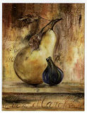Nature Morte Poire Art by  Clauva