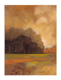 Autumn Forest II Collectable Print by  Larson