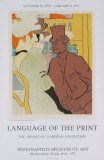 The Englishman Prints by Henri de Toulouse-Lautrec