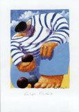 Les Trois Boules Prints by Gildas Flahault