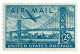 San Francisco Stamp Posters