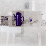 Jarra Azul Prints by Antoni Dura