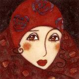 Mona Prints by Corinne Reignier