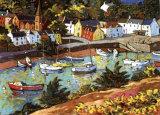 Le Port Prints by  Morlaine