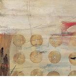 Orbita II Kunstdruck von Gabriela Villarreal