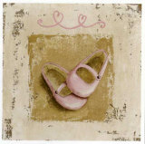 Chaussures Roses Prints by Véronique Didier-Laurent