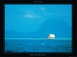 Bora Bora Poster by Gilles Martin-Raget