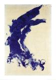 Anthropometrie (ANT 130), 1960 Plakater av Yves Klein