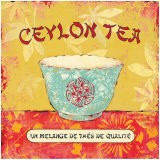 Ceylon Tea Prints by Stefania Ferri