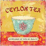 Ceylon Tea Prints by Stefania Ferri