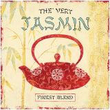 Jasmine Green Tea Poster von Stefania Ferri