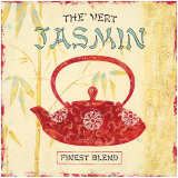 Jasmine Green Tea Posters by Stefania Ferri