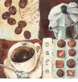 Coffee Indulgence Prints by Stefania Ferri