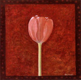 La Tulipe Poster by Olvia Celest