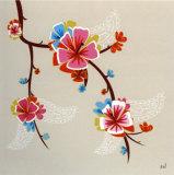 Thai Beige Prints by  Sol