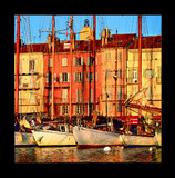 Saint-Tropez Art by Jean-Marie Liot