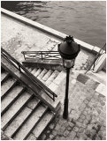 Steps to the Seine Posters by Toby Vandenack