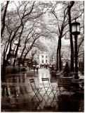 April Showers Print by Toby Vandenack
