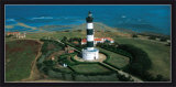Phare de Chassiron Print by Jean-Marie Liot