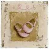 Chaussures Roses Posters par Véronique Didier-Laurent