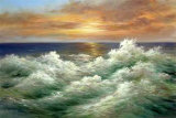 Incoming Tide I Art by B. Smith