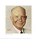 Dwight D. Eisenhower, 1953-1961, Giclee Print