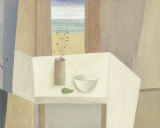 Still Life with Sea View Print by John Taylor