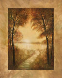 Landscape Tranquility II Posters by Ruane Manning