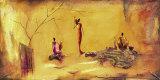 L'Eau Prints by  Marso