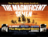 The Magnificent Seven Posters