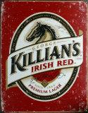 Killians Irish Red - Metal Tabela