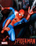 Marvel Spider-Man Tin Sign