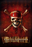 Piratas del Caribe: en el fin del mundo (Pirates Of The Caribbean- At World's End) Poster