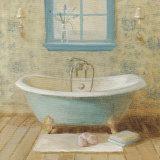 Victorian Bath I Affiches par Danhui Nai
