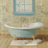 Victorian Bath I Posters by Danhui Nai