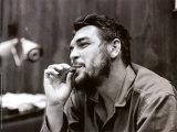 Che Guevara Art par Elliott Erwitt