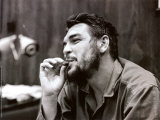 Che Guevara Art by Elliott Erwitt