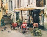 Wine Cellar in Vicenza Prints by Marilyn Hageman