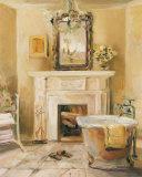French Bath IV Affiches par Marilyn Hageman