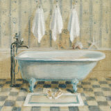 Victorian Bath IV Posters by Danhui Nai