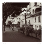 Strada, Amalfi Prints by Alan Blaustein