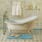 Victorian Bath III Art par Danhui Nai