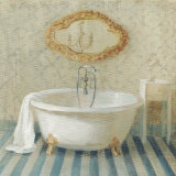 Victorian Bath II Art by Danhui Nai