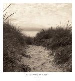 Dune Path Print by Christine Triebert