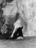 Anita Ekberg in La Dolce Vita Prints by Pierluigi Praturlon