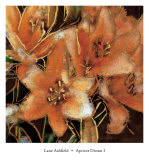 Apricot Dreams I Prints by Lane Ashfield